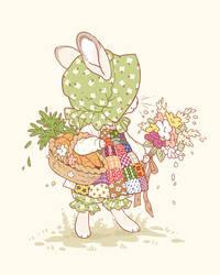 Bonny Bunny by celesse