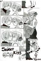 Sweet Kiss: Amai Kisu by opfanart