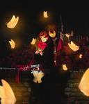 Kagerou Red by taurel200