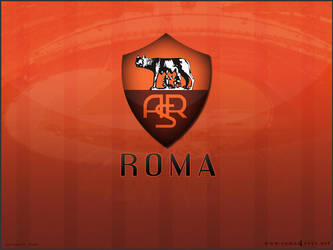 AS ROMA by 44magnum