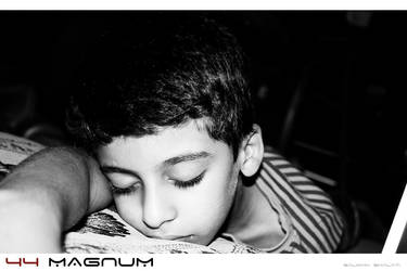 Tired by 44magnum