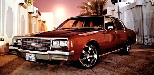 Impala 1 by 44magnum
