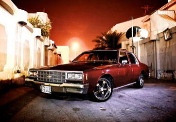 Impala 2 by 44magnum
