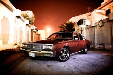 Impala 3 by 44magnum