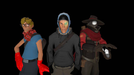 MFX - Bad Time and High Noon Pack. by Perlgb