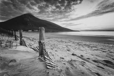 Achill Island Sunset by SewerRar