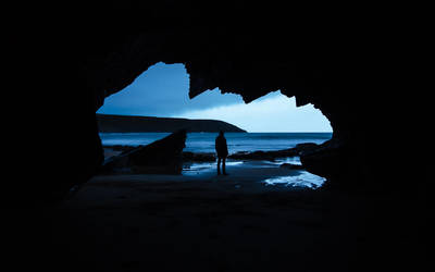 Rocky Bay Sunrise by SewerRar