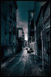 Cities Silence by SewerRar
