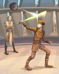 Star wars commission by Juli556
