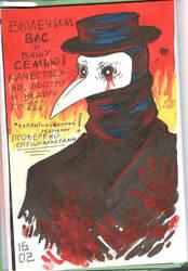 Plague doctor by Juli556