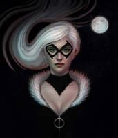 Black Cat by JeanRoux