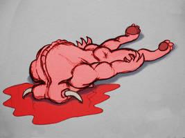 Dead Pinky Demon by NataN77