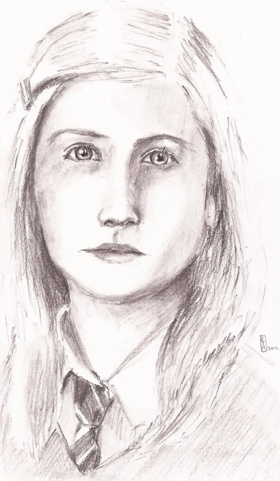 Ginny Weasley by IvurNave