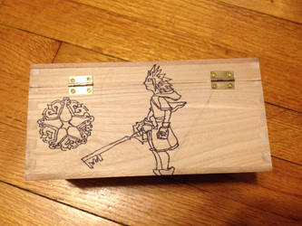 Kingdom Hearts Boxes [incomplete] by stregonibenefici17