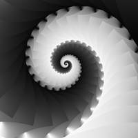 Geared Spiral by Ediblebatteries