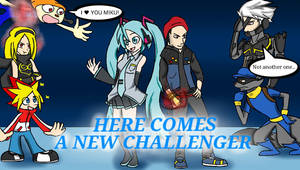 Here Comes a New Challenger by DaFunB0XMaN