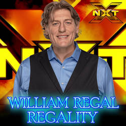 William Regal - Regality by JohnnyGat1986