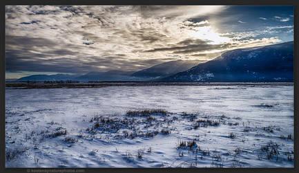 Winter - Sun by kootenayphotos