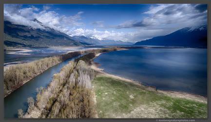 Duck Lake View by kootenayphotos