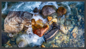 Summit Creek Rocks by kootenayphotos