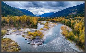 Goat River 1 by kootenayphotos