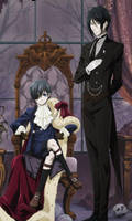 Black Butler by CielLionClaw