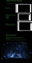 Space Fractal Tutorial by ashiphire