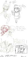 Pixiv - THIS IS FASEN TIME by DoodleDowd