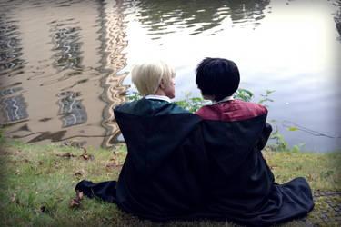 Draco Potter/Harry Malfoy :DD by Sasuke-Kirin