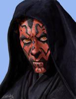 Darth Maul/Sith Lord/Star Wars by eryxfrt