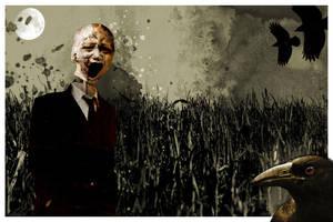 Scarecrow by farbeyondthesun