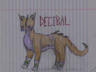 Decibal by Frostclaw4ever