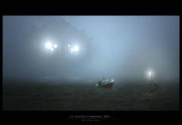 La Journee Commence Mal... by Grivetart
