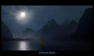 Persian Road by Grivetart