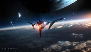 Explorer II by Grivetart