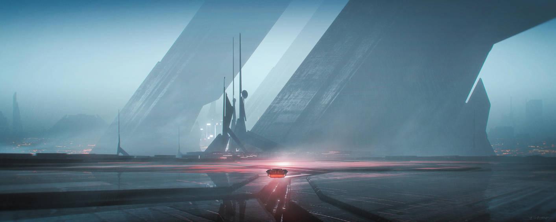 Blade Runner 2049 - Tribute #3 by Grivetart