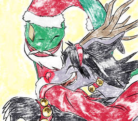 Shredder Shade X-Mas 2018 by RubyofBlue