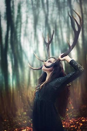 Mystic Queen by Samantha-meglioli