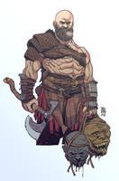 Kratoss by Mikolajj
