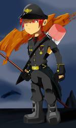 I Am A Bleed Soldier by LeeCheezy