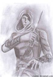 Garrett - Thief: Deadly Shadows by Orander