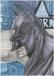 batman sketch 002 by oluklu