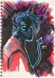 Nightcrawler by oluklu