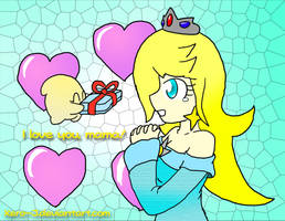Rosalina: Mother's Day Gift by Xero-J