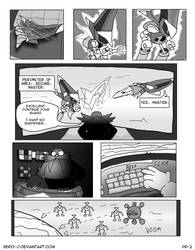 Sonic Championship Prologue Page 2 by Xero-J