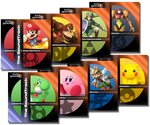 Smash Bros For Wii U: Soundtrack Covers by Xero-J