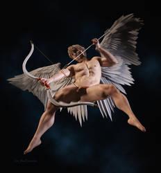 Cupids Arrow II by jimtmacd