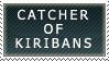 Kiriban stamp by AraulsStamps