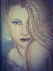 Lady by olivercortezano