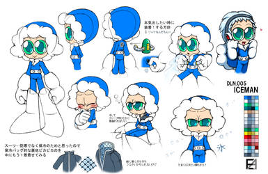 ICEMAN ref by EAMZE